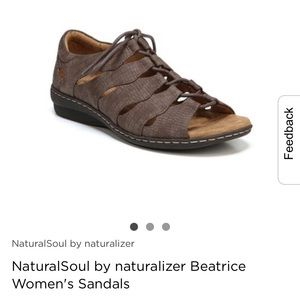 Natural soul by naturalizer gladiators